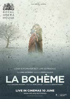 La Boheme - LIVE - Royal Opera House