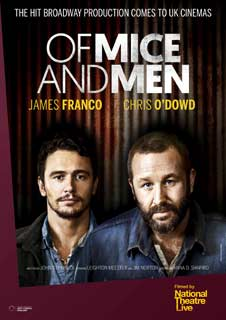 Of Mice And Men (Recorded) - National Theatre 2015/16 Season (Broadway NY Production)