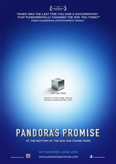 Pandora's Promise  - Presented By Cornwall Film Festival/St. Ives Festival